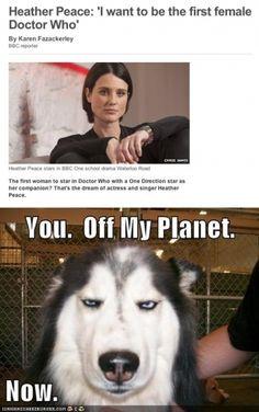 Hahaha NO