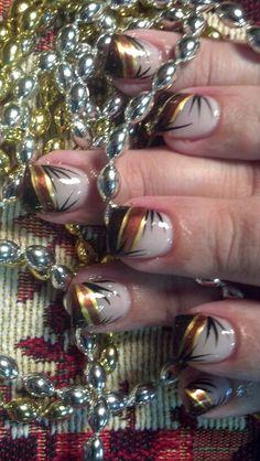 Fall nail fashion