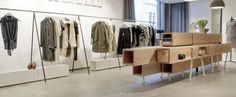 Won Hundred Store by MAPT, Copenhagen store design