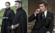 Aidan Gillen:  'There was definitely a bit of me in Baelish'