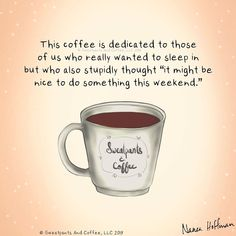 This specific coffee quotes funny looks entirely fantastic, must keep this in mind next time I have a little money saved. Coffee Quotes Funny, Coffee Meme, Coffee Talk, Coffee Is Life, I Love Coffee, Coffee Break, My Coffee, Coffee Drinks, Coffee Cups