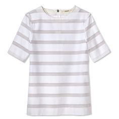 Haute Minimalism - J Brand Top from #InStyle
