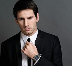 A watch worthy of the best footballer (Lionel Messi) - The Royal Oak, Limited Edition