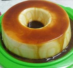 Red Rice Recipe, Delicious Desserts, Yummy Food, Creme Caramel, Custard, Rice Recipes, Chocolate, Doughnut, Sweet Tooth