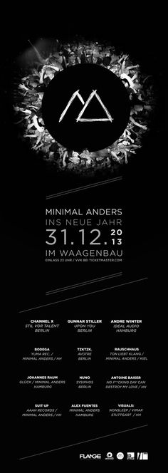Minimal Anders Graphic Design on Behance