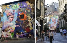 #Wonder Wall by Diego Della Posta, via Behance