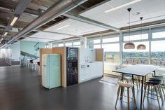 Stadsdeel Nieuw West office by Fokkema & Partners, Amsterdam   Netherlands office healthcare