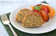 Low Carb Orange Bread from Sage Recipes