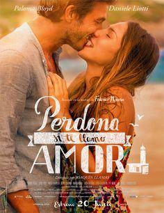 Poster de Perdona si te llamo amor