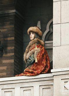 """Sophia (2016) tv series. Mariya Andreyeva as Sophia Palaiologina, wife of Grand Prince Ivan III of Moscow. Premiere: November 28, 2016 [official website] """