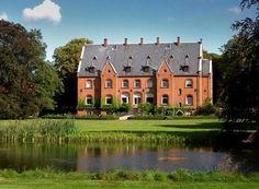Sanderumgård Manorhouse, Denmark