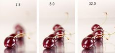 Eat, Shop and be Married: Photography: What the heck is aperture? Depth Of Field Photography, Food Photography Tips, Photography For Beginners, What The Heck, Aperture, Real Food Recipes, Eat, Cherries, Photo Graphy
