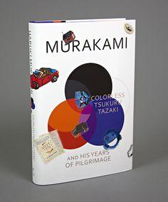 Haruki Murakami - Colorless Tsukuru Tazaki