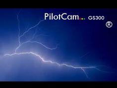 İstanbul da Fırtına PilotCam Araç Kamerasında