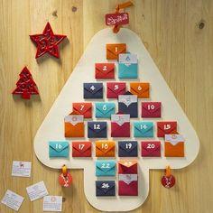 11ο Νηπιαγωγείο Κομοτηνής: Ημερολόγια αντίστροφης μέτρησης για τα Χριστούγεννα!!