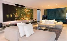Can Koi - Ibiza, Spain With over 500 m² of stylish... | Luxury Accommodations