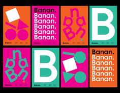 Banan on Behance