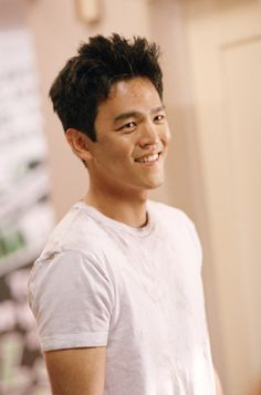 John Cho. Yes.