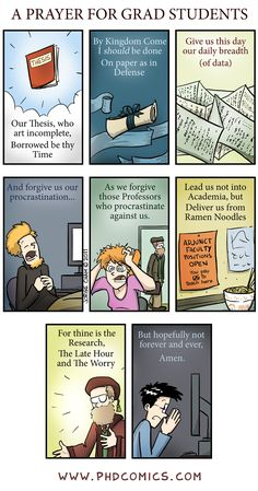 Phd comics 2 minute thesis