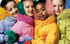 Fashion Wallpaper, Traditional Fashion, Baby Kids Clothes, Fur Coat, Cozy, Costumes, Children, Colorful, Wallpapers