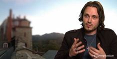 """Holywood's actor Jonathan Jackson, recipient of five Emmy Awards, in an interview given for""""Pemptousia"""" during his recent visit to the Monastery of Vatopaidi - Mt Athos, speaks about how he became Orthodox."""