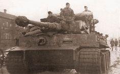 Tiger I s.Pz.Abt.502 | par WW2 Panzer