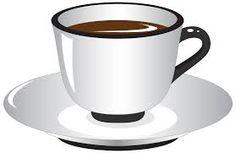 Resultado de imagen para BLACK COFFEE CUP CLIPART