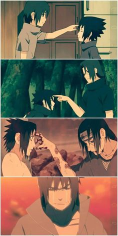 Itachi and Sasuke Uchiha Itachi and Sasuke Uchiha Related posts:Image about naruto in Tobi/Obito ? by Megan on We Heart ItDamals und heute so lustig naruto sasuke anime cosplayclassJeje La. Naruto Vs Sasuke, Shippuden Sasuke Uchiha, Naruto Anime, Wallpaper Naruto Shippuden, Naruto Cute, Sakura And Sasuke, Naruto Wallpaper, Japon Illustration, Naruto Pictures