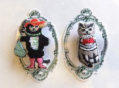 童話 刺繍 ブローチ - Google 搜尋