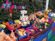 Mesa de Dulces Mexicanos | Mesa de dulces mexicanos