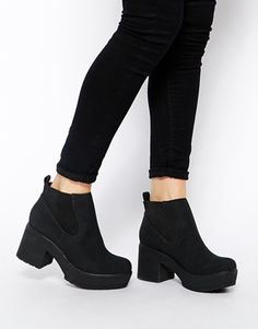 ASOS – ROXY – Chelsea-Ankle Boots