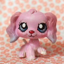 Cotton Candy Cocker Spaniel (Original character) LPS custom by Piaslittlecustoms.