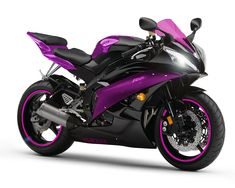 Yamaha R6 like this but i'd do a different color
