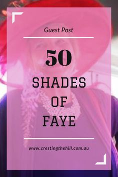 """My mum Faye is guest posting on the blog today - find out why it's titled """"50 Shades of Faye""""! Interesting Blogs, Look After Yourself, Blogger Tips, 50 Shades, Self Help, Social Media, Messages, Motivation, Opportunity"""