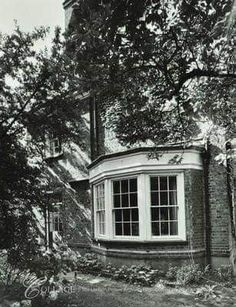 Garden Lodge in east elevation. Source: London Metropolitan Archives It really is a nice home Freddie Mercury House, Freddie Mercuri, Garden Lodge, London Metropolitan, Queen Love, Cat Garden, Queen Bees, Love Of My Life, Outdoor