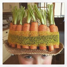 Easter Bonnet for Boys