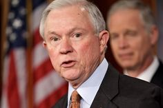 Sessions Slams Obama's Latest Immigration Executive Action as 'Brazen, Illegal' Rule would allow thousands of foreign workers to flood U.S. job market / AP