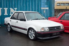 Ford Orion, Mk1, Ford Rs, Ford Escort, Retro, Cars And Motorcycles, Garage Shop, Vehicles, Motors
