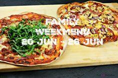 Een weekmenu voor het hele gezin! Van foodensomuchmore.nl