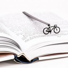 Howkapow - Bike Bookmark