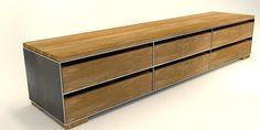 Design Stahl Sideboard Bestseller 028