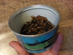 Sabor de Tabaco: mistura inglesa
