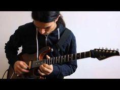 Daily Solo - Coffee Break Groove in E minor (No. 47, guitar)