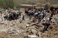 Kejahatan Perang Saudi di Yaman