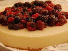 Cheesecake riquisimo