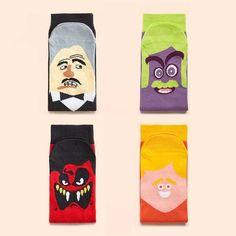 Unusual Sock Set
