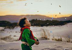 Veja 10 fotos de um lindo ensaio fotográfico inspirado no Pequeno Príncipe!