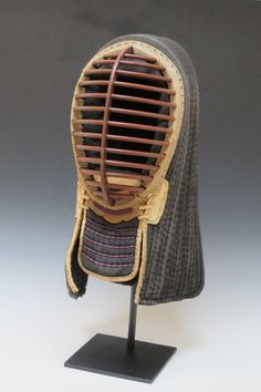 Japanese Kendo Mask