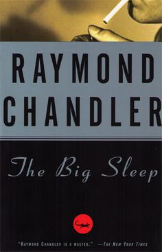 "Raymond Chandler's ""The Big Sleep."" It's important literary culture, just like Dippin' Dots reshaped dessert. *Finished: 9/24/12*"
