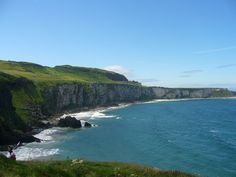 County Antrim Coastline
